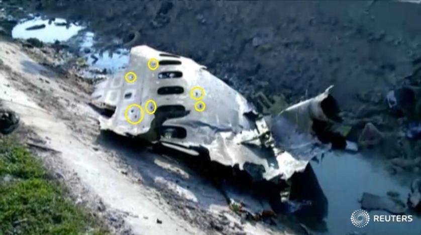 صحف اليوم 08.01.2020  الطائرة الأوكرانية قد تكون تعرضت لإطلاق نار