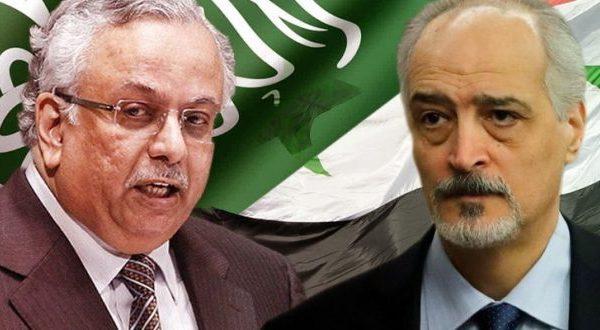 تقارب بين دمشق والرياض: الجعفري يلبي دعوة مندوب السعودية في الأمم المتحدة