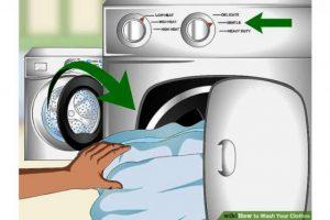 غسل الملابس بماء بارد يحافظ على ألوانها… وعلى البيئة وبطانة حذاء ذكية تنبهك للمخاطر