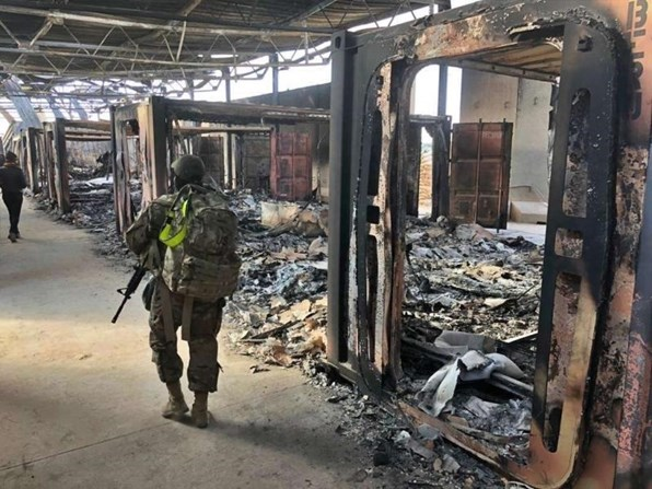 CNN جنود إضافيون أصيبوا بالضربة الإيرانية لقاعدة عين الأسد