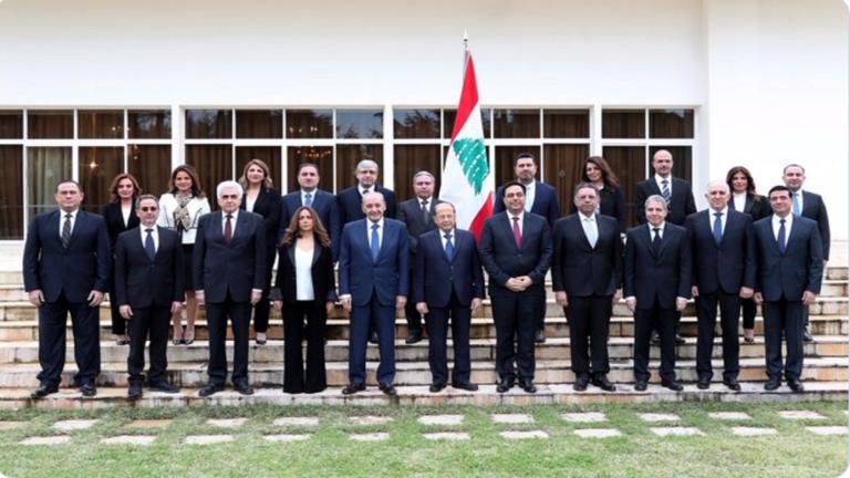 """لبنان وأخيراً ولدت حكومة """"الانهيار الكبير""""… والنعاس:واخرج الحلفاءُ ماردَهم شاهراً سيفَه خماسيَّ الأصوات ِالنيابية"""