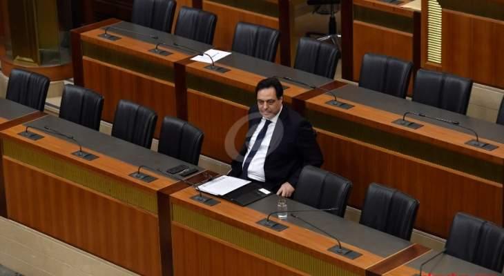 """لبنان: """"جلسة السبعة وذمتها""""بين ١٩ تشرين 2 ٢٠١٩ و٢٧ كانون2 ٢٠٢٠ ما الذي تغيّر"""