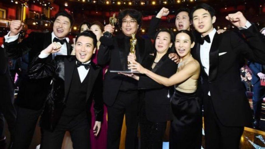 """لقطات من أوسكار 2020:""""باراسايت""""كوريا الجنوبية يدخل التاريخ،وفينيكس أفضل ممثل،وزيلويغر أفضل ممثلة"""