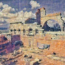 ثروات إدلب القديمة تتعرض للتدمير والنسيان إلى جانب سكانها المحاصرين بالنيران