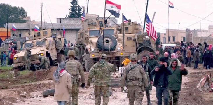 """صحف اليوم 13.02.202011أول احتكاك سوري مع الدوريات الأميركية وإيطاليا تواجه """"تهديدا وجوديا"""""""