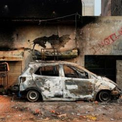 ماوراء أسوأ موجة عنف طائفي في العاصمة الهندية منذ عقود؟
