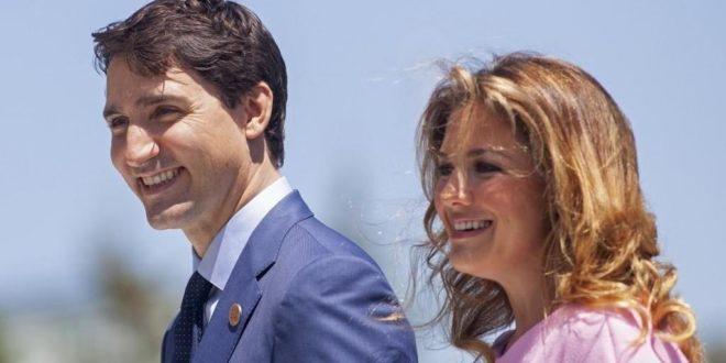 """رئيس وزراء كندا وزوجته بالحجر الصحي…بسبب """"كورونا"""""""