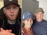 توم هانكس وزوجته يغادران المستشفى بعد 5 أيام من إصابتهما بكورونا