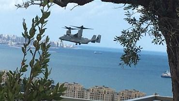 لبنان:مروحية أميركية نقلت الفاخوري إلى خارج لبنان؟