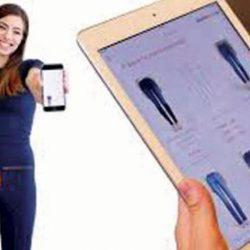 تطبيق جديد يغنيك عن قياس الملابس بالمحلات