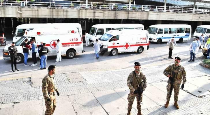 لبنان:إقفال عام... وملفات مفتوحة
