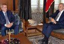 لبنان:بري استقبل حاكم مصرف لبنان وكهربا وكهربا مكرّر!