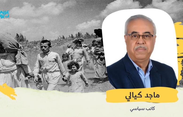 النكبة الفلسطينية وإعادة إنتاجها