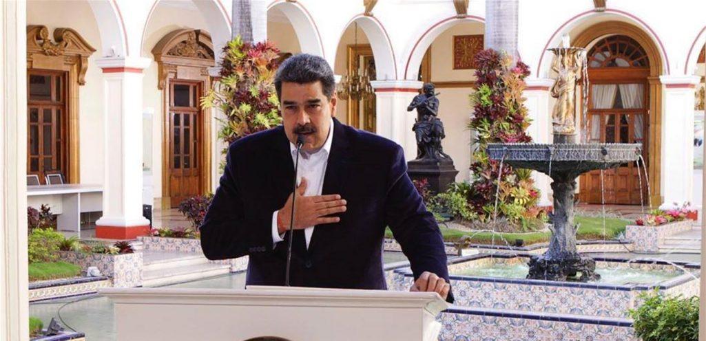 مادورو يعلن استعداده لإجراء استفتاء حول تنحيه عن الرئاسة.. عام 2022!
