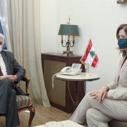 """لبنان:"""" صاروخ جو ارض"""""""