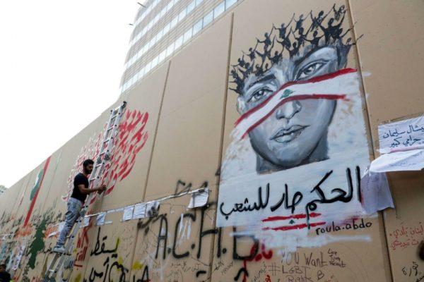 الحرب وكورونا والاقتصاد.. جدران مزينة بالغرافيتي في سوريا ولبنان تحكي قصص الناس