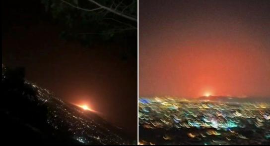 انفجار جديد يضرب محطة غاز إيرانية قرب مقر سري لإنتاج النووي، وتلميحات بدور لإسرائيل