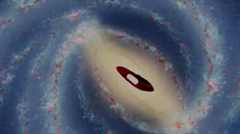 توهج أحمر غريب في قلب مجرة درب التبانة وروبوت عالم يضاعف سرعة الاكتشافات العلمية آلاف المرات و فحص جديد للتنبؤ بالأمراض عبر «البصمة الغذائية»
