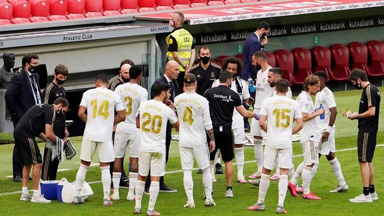 كورونا تهدد أحلام ريال مدريد في بطل الدوري,اسبانيول يودع الدوري وصلاح يقود ليفربول للفوز واتالانتا يقلق يوفنتوس