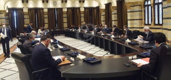 """لبنان سلّة """"شم ولا تذوق""""!الحكومة أمام إنطلاقة جديدة: هل تستمر؟"""
