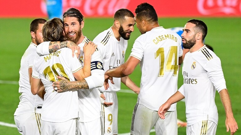 الاخبار الأكثر تداولاً وماذا يحتاج ريال مدريد للتتويج بلقب الدوري الإسباني؟