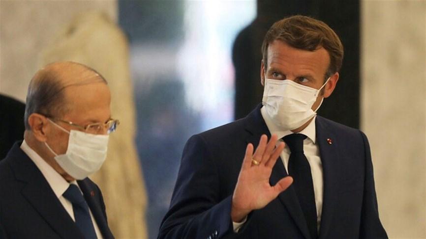 """""""بيّ الكل الفرنسي:بحبك يا لبنان.""""و""""بهدلة"""" فرنسية طالتْ الكل مِن دونِ استنثاءٍ"""