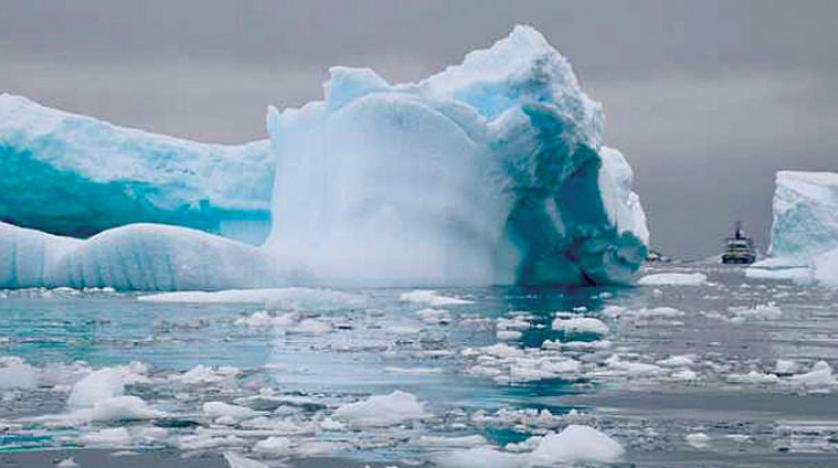تراجع الجليد في بحر «بيرنغ» إلى حده الأدنى في 5500 سنة