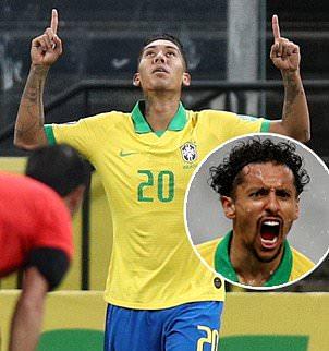 خماسية للبرازيل،وديوكوفيتش يواعد نادال في نهائي رولان غاروس علي حيدر يتالق مع المنامة