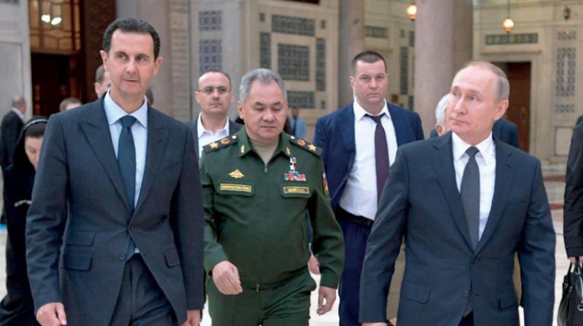 10 نقاط خلافية بين دمشق وموسكو في «الملف السوري» تشمل مواعيد انتهاء الحرب وتفاهمات روسيا مع تركيا وأميركا... ووجود إيران وغارات إسرائيل