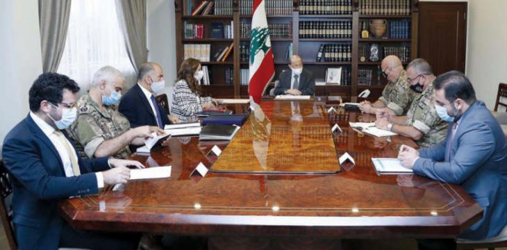 المفاوضات بين لبنان وإسرائيل..استعادة للحدود ام تطبيع وهل تقبل بيروت بالحل الأمريكي الذي رفضته سابقاً؟