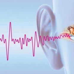 صدمات كهربائية على اللسان لعلاج طنين الأذن حيث لا يوجد علاج فعال للصوت الوهمي المحسوس