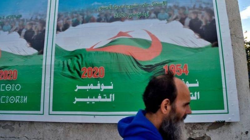 صحف اليوم:هيئة الانتخابات في الجزائر تعلن تأييد 66.8 بالمائة للتعديلات الدستورية، وعشرات الآلاف يتظاهرون في بنغلاديش للتنديد بموقف ماكرون