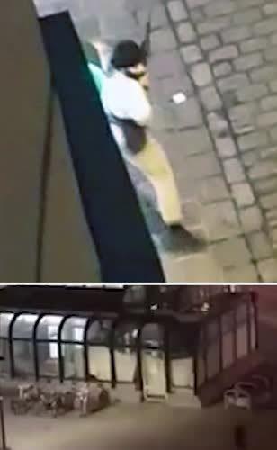 صور سبعة قتلى وجراح عدة أشخاص في هجوم إرهابي بفيينا