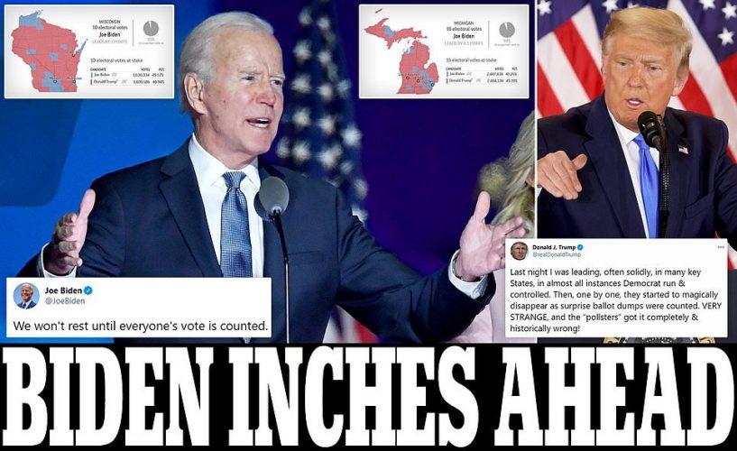 صحف اليوم:دونالد ترامب أم جو بايدن؟اهداف هجوم فيينا
