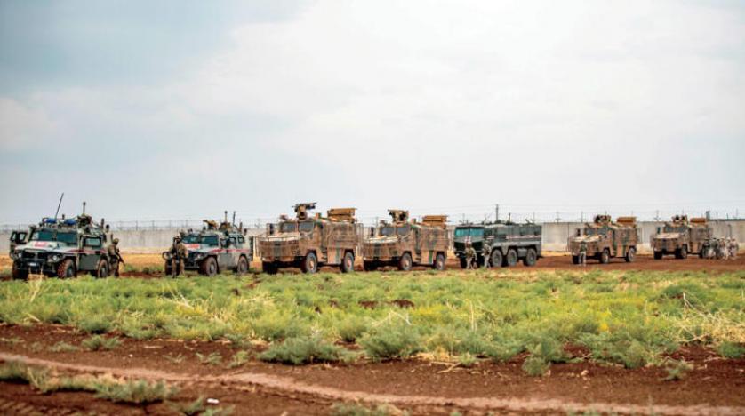 قلق غربي من «انهيارات مفاجئة» في سوريا