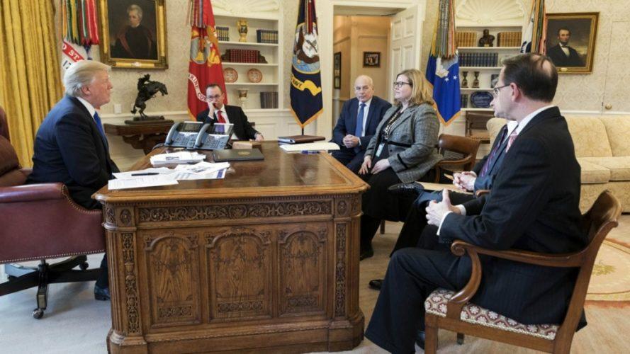 ما هي إدارة الخدمات العامة الأمريكية التي تمتلك وحدها قرار نقل السلطة من ترامب لبايدن؟