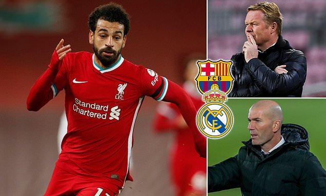 صلاح يريد ريال مدريد والريال يسيطر على جوائز الليغا، اجواء ميلادية في عرض الرو