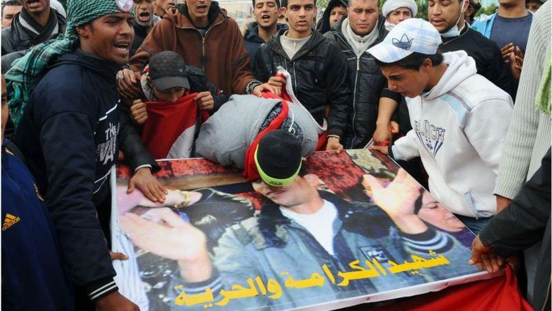 """الربيع العربي وبايدن تعلمه و""""ترامب """"يلجأ للأحكام العرفية"""" وبرامج التجسس الإسرائيلية  تنتشر بعد اتفاقيات التطبيع"""