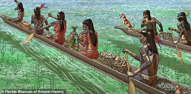 دراسة: حسب تحليل DNA البشر الأوائل في اميركا كانوامنمنطقة البحر الكاريبي