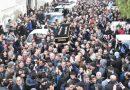 وداع شعبي لحاتم علي في دمشق