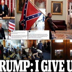 صحف اليوم:اجتياح الكونغرس يهز أميركا وصورتها ويصادق على فوز بايدن ويختم مصير ترامب وقمة العلا:تبعات المصالحة
