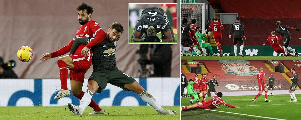 الانتر يحسم ديربي إيطاليا امام يوفنتوس واليونايتد يتشبث بالصدارة بعد التعادل أمام ليفربول