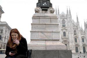 التدخين في ميلانو ممنوع حتى في الهواء الطلق وتقليص تلوث الهواء يجنب أوروبا 50 ألف وفاة سنوياً
