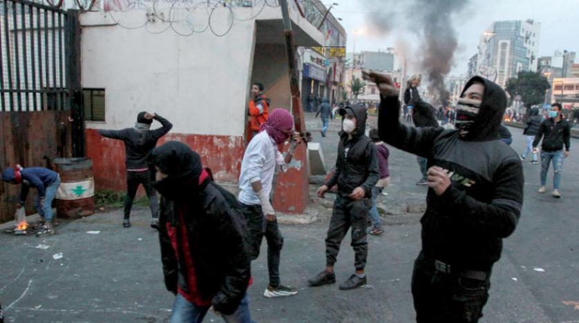 صحف اليوم:اشتباكات طرابلسيه بين الأمن ومتظاهرين، وثلثا سكان العالم يدقون ناقوس الخطر خوفا على البيئة