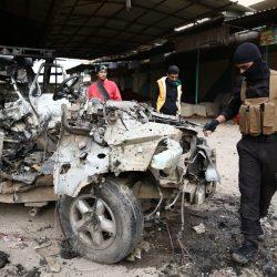 مقتل 5 مدنيين وإصابة 13 في انفجار سيارة مفخخة في عفرين السورية