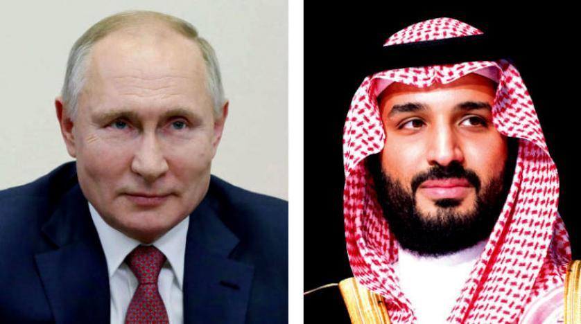 مباحثات سعودية ـ روسية تتناول الخليج وسوريا