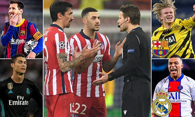 لماذا تراجعت كرة القدم:بايرن يقضي على آمال لاتسيو، تشيلسي يهزم اتلتيكو، النصر يفوز على الهلال