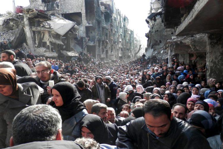 روبرت فورد:خمس أساطير بشأن الثورة السورية