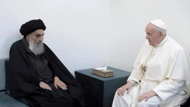 """البابا فرنسيس في زيارة تاريخية للعراق و""""إعادة تأهيل أطفال داعش في بلجيكا"""" و""""رعب العالم في البرازيل"""