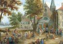 متحف فرنسي يعيد إلى هولندا «ساحة الكنيسة»